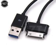 Оригинальный высококачественный USB 3,0 кабель для синхронизации данных и зарядки 1 м для планшета Huawei Mediapad 10 FHD