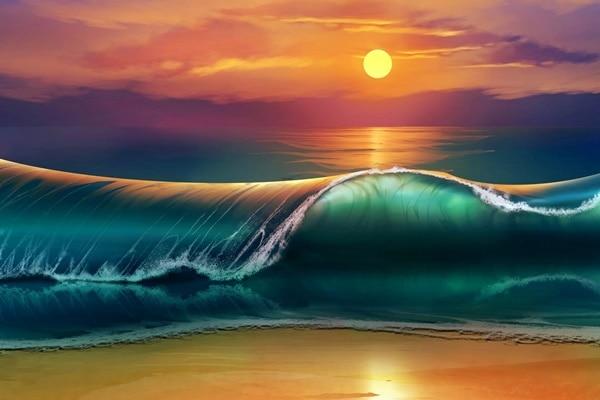 nascer do sol do oceano vender por atacado - nascer do sol do ...