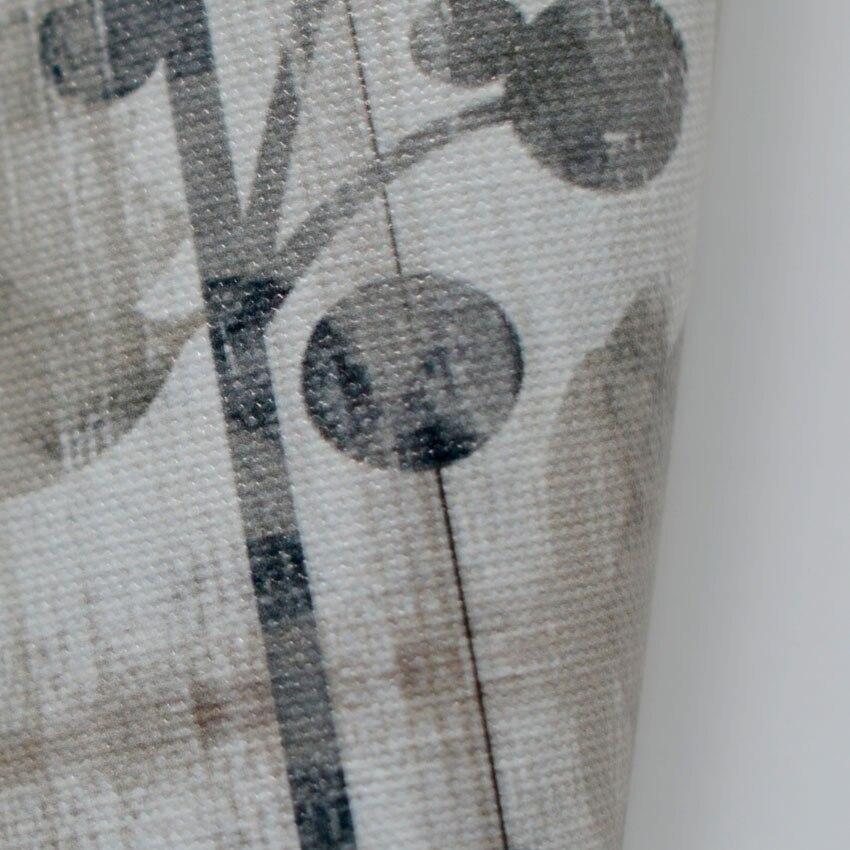 4 бөлік кенепте сурет салу қабырғаға - Үйдің декоры - фото 5