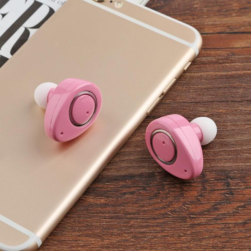 Thosejourney Jual Mini Bluetooth Earphone Nirkabel Earbud Dengan Kotak Pengisian Olahraga In Ear Stereo Musik Headset Untuk Iphone X Samsung S9 Online Murah