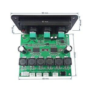 Image 3 - AIYIMA TPA3118DD2 Subwoofer Verstärker Bord 30Wx2 + 60W HiFi High Power TPA3118D 2,1 Digital Audio Verstärker Mit Panel