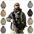 softshell jacket men Outdoor sport camo jacket Men's waterproof windproof camping Hunting jackets veste home