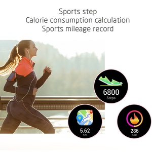 Image 3 - 2020 Smart Watch Women Heart Rate Monitor Ip68 Swimming Fitness Bracelet Female Smartwatch For Iphone Ios Android KW10 Band