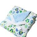 O envio gratuito de 20 estilos Bebê Cama Cobertor Cobertor de Lã para Recém-nascidos de Algodão Macio Menina/Menino Recém-nascidos cobertor tamanho 76*102