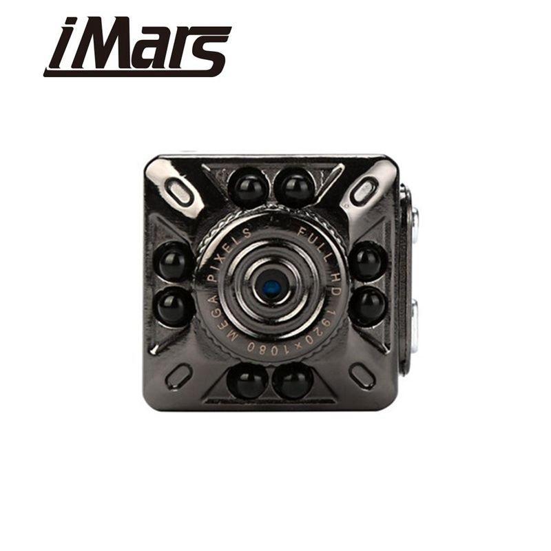 iMars SQ10 Mini Camera Car Surveillance Cam HD Camcorder 1080P Sports Mini DV Video Recorder DVR 140 Degree Wide Angle lc 08 mini dv headphone 1080p hd sport dv bluetooth headset stereo neck strap video recorder