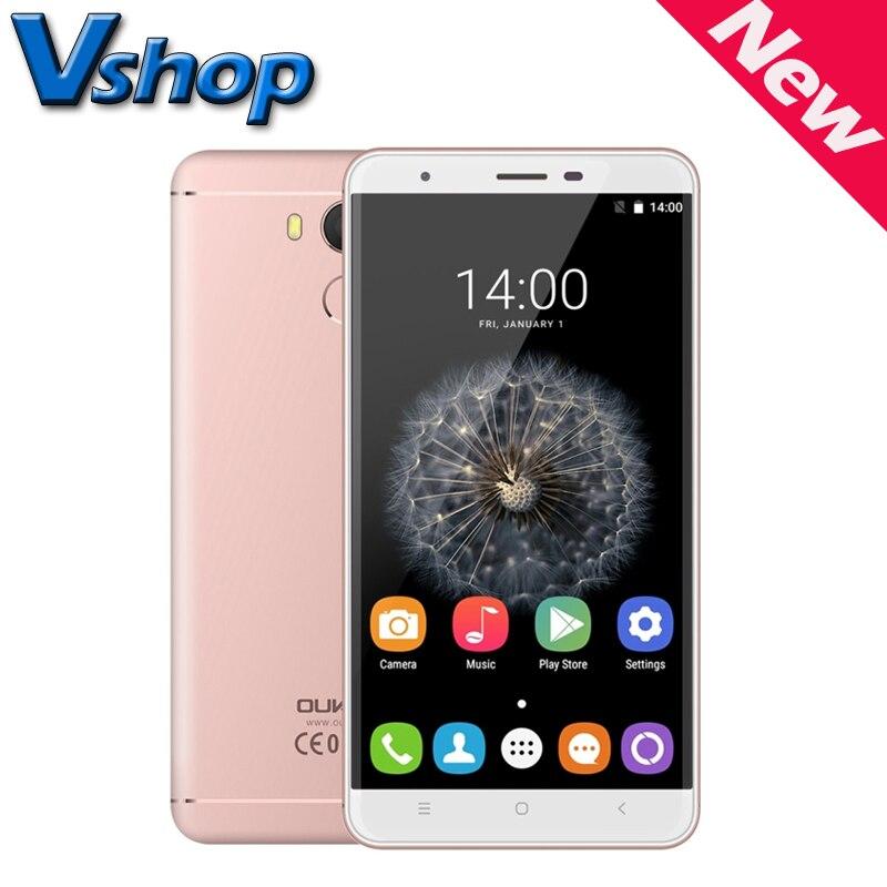 bilder für Original OUKITEL U15 Pro 4G Handys Android 6.0 3 GB + 32 GB Octa-core Smartphone 16.0MP Kamera Dual SIM 5,5 zoll Zelle telefon
