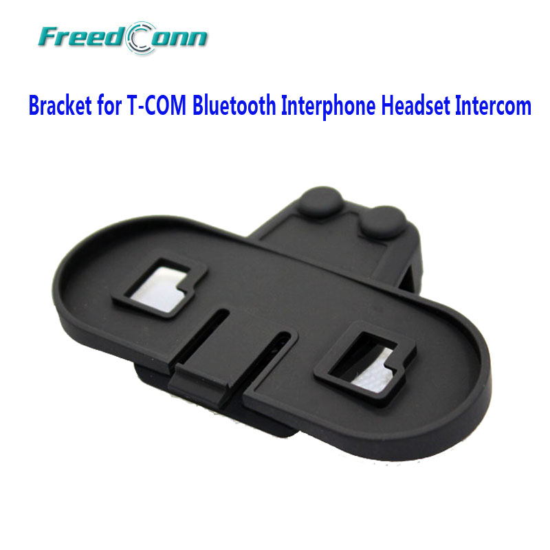 Bracket For Motorcycle BT Bluetooth Multi Interphone Headset Helmet Intercom FreeShipping!!