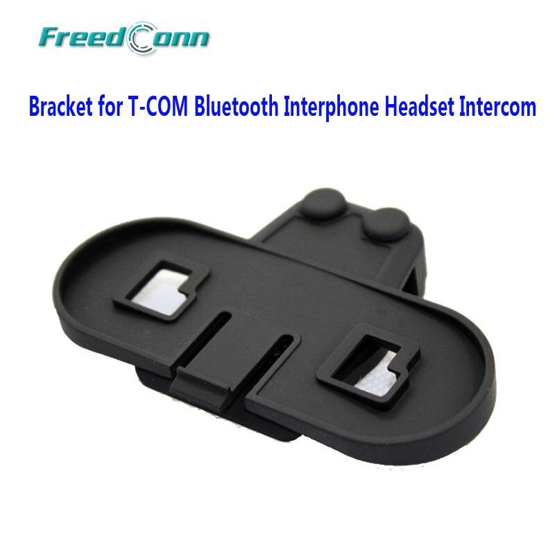 Bracket for Motorcycle BT Bluetooth Multi Interphone Headset Helmet Intercom FreeShipping!!