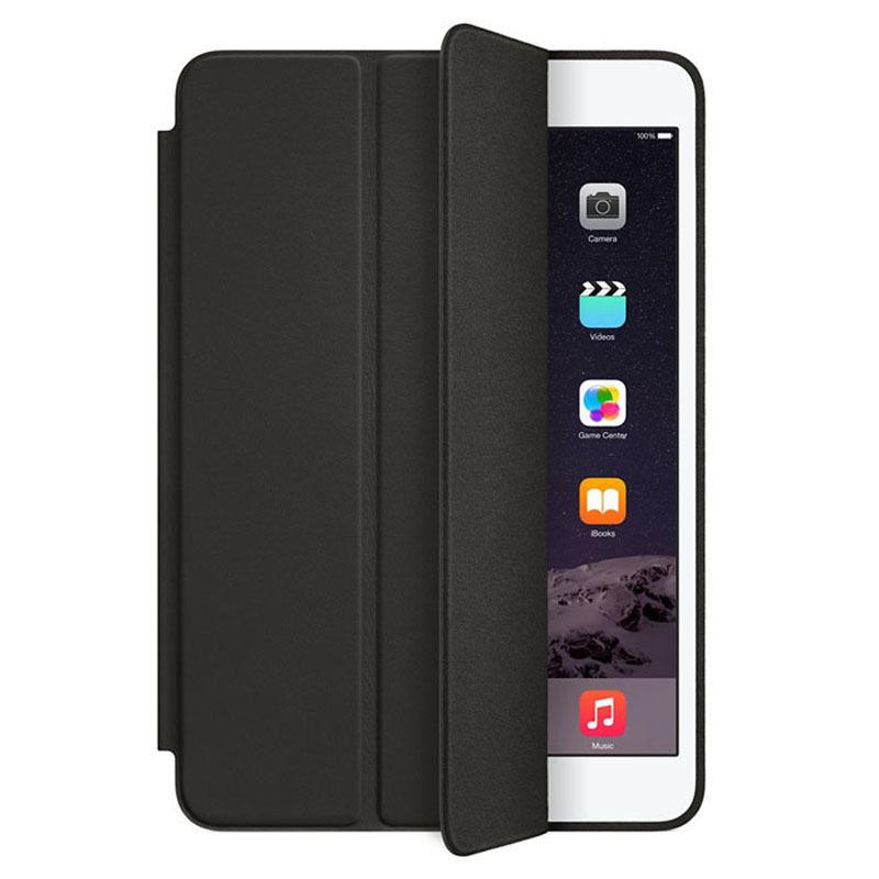 Smart Tab Case + Film Pen Sets For iPad mini 1 2 3 Retina Slim Stand Back Cover