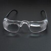 Gafas Ferramentas Lupa 2.1X Miopia Televisão TV Óculos Óculos Lupa Lupa Portátil Lupa