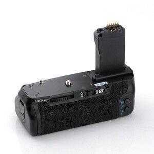 Image 5 - マイクスMK 760D垂直バッテリーグリップホルダー用キヤノン750D 760D LP E17としてBG E18、カメラバッテリーハンドル用キヤノン750D 760D