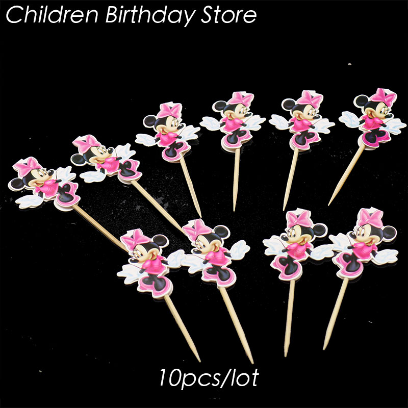 Favours & Party Bag Fillers Home & Garden 30 30 MINNIE MOUSE 2 ...