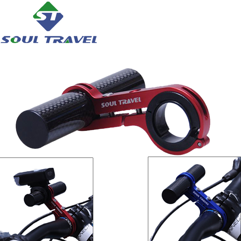 Soul Travel Cnc Aluminum Alloy Road Bicycles Clamp Bicycle Clip Support Transfer Lamp Holder Bike Accessories Bicicleta New
