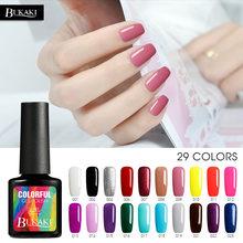 BUKAKI Gel Nail Polish Soak Off Nail Polish Nail Gel polish Manicure For Nails Gel UV Color