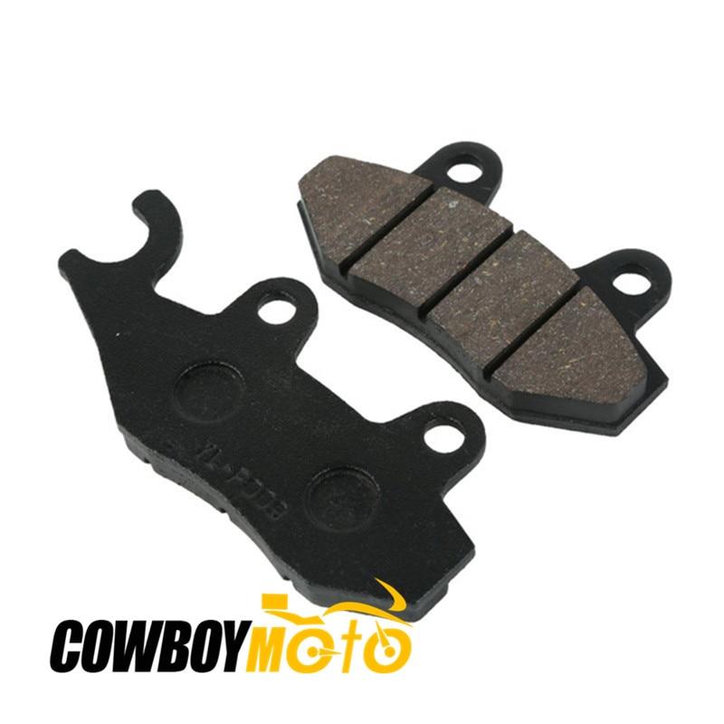 Motorcycle Sintered Front Right Brake Pads For Yamaha YFM 700 font b RV b font RW