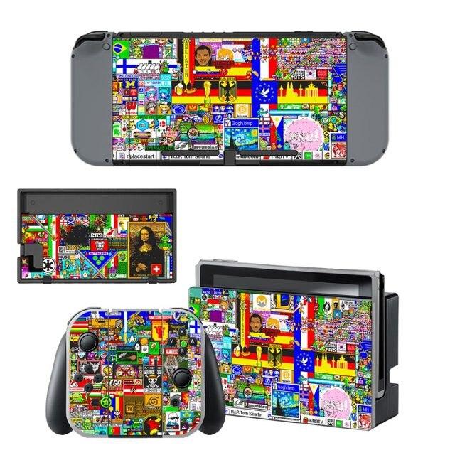 online shop reddit graffiti for nintendo switch console joy con