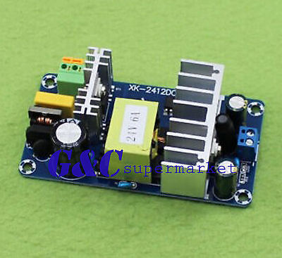 AC 100-240V to DC 24V 4A 6A switching power supply module AC-DC