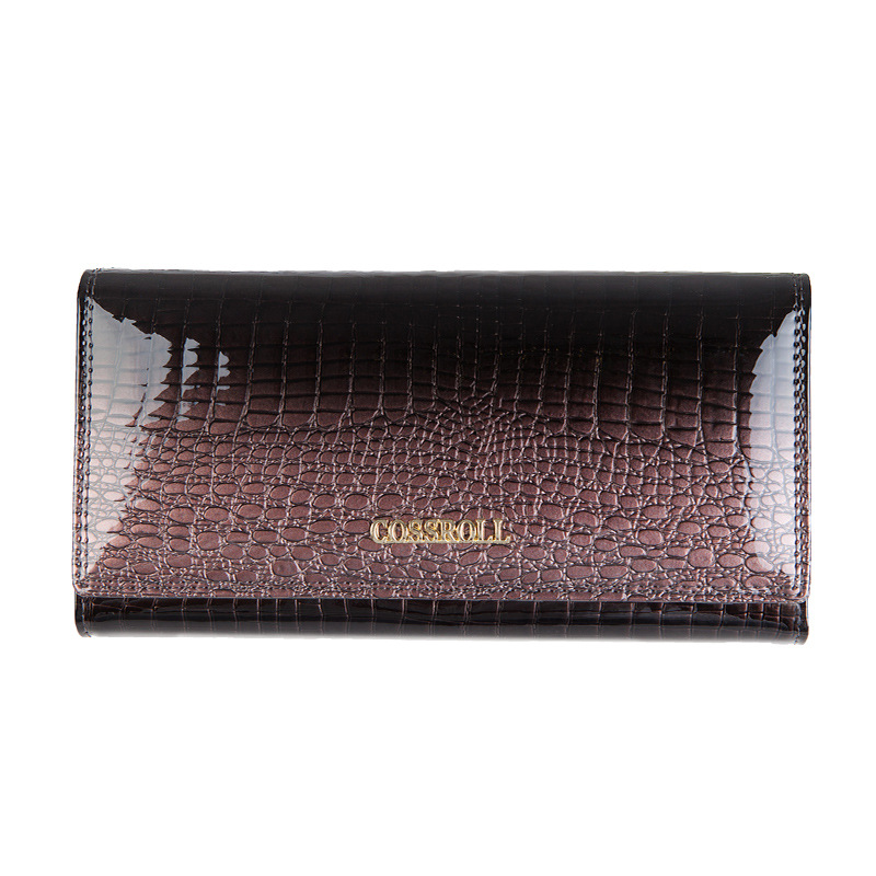 da marca de luxo mulheres Name : Women Wallets Genuine Leather