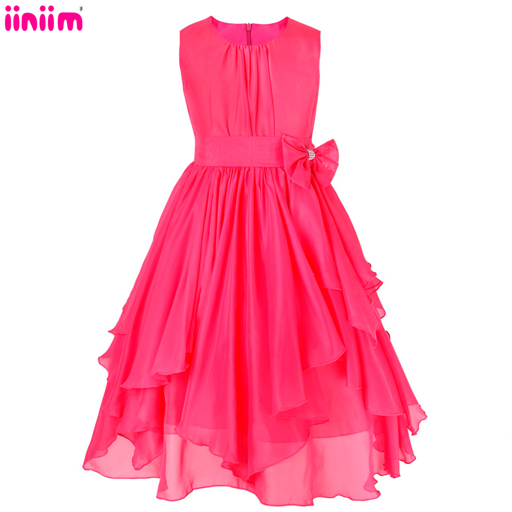 Online get cheap blue bridesmaid dress for kids aliexpress 2017 flower girls dresses for wedding pageant prom party blue dress baby kids clothes little toddler ombrellifo Image collections