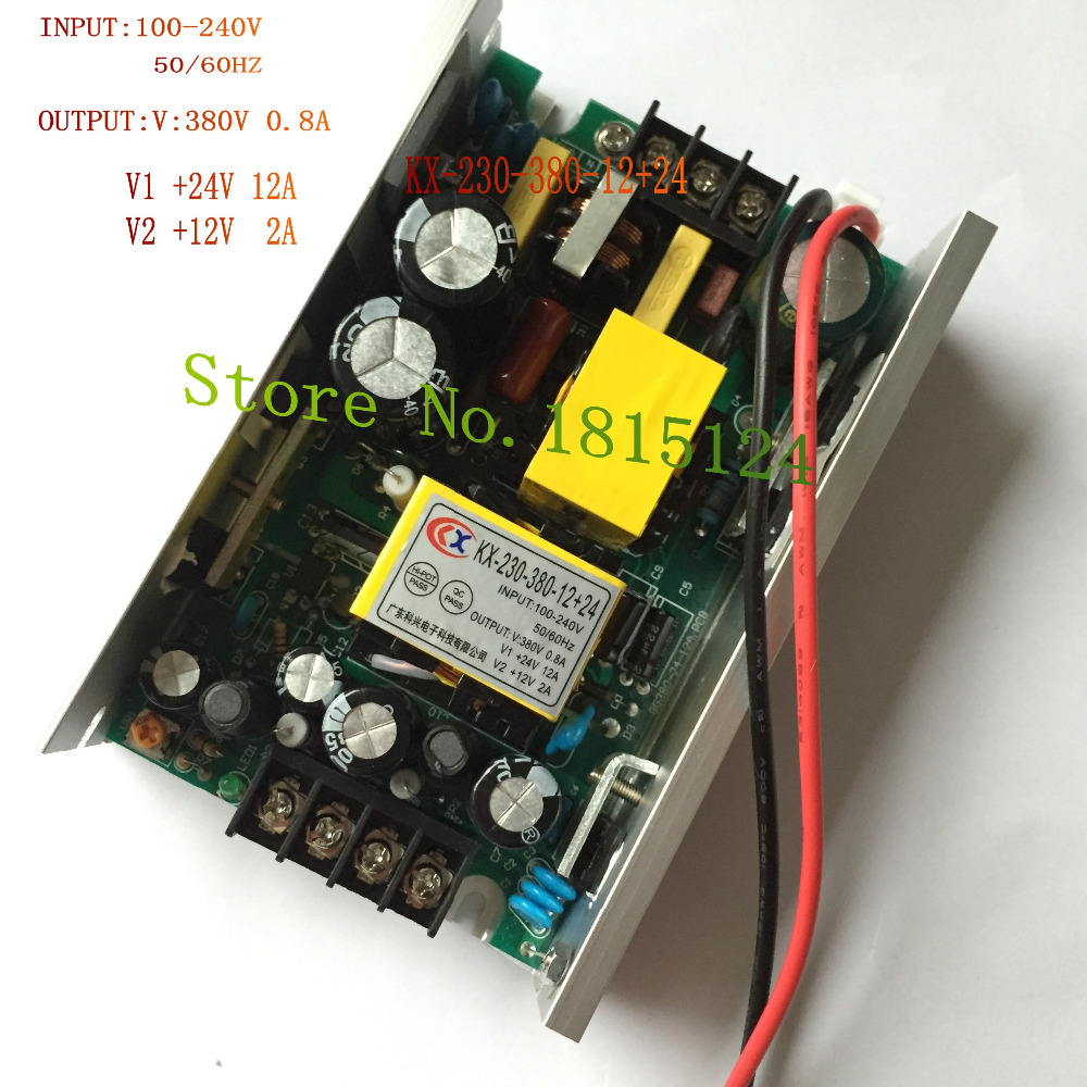 NEW 200 230W Power Supply for 5R 7R Moving Head Beam Light INPUT 100 240V Output