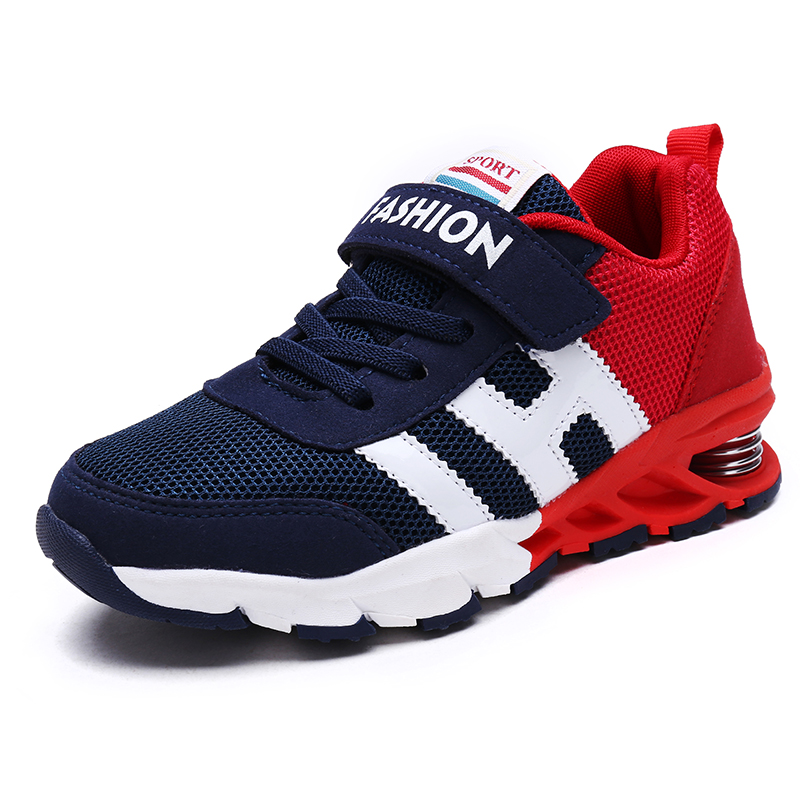 Boys Girls Mega Blade Sneaker Shoes  27-37 Toddle Kids/Little Kids Mesh Sport Running Spring Casual Shoe Durable Light Weight 2016 spring child sport shoes leather boys shoes girls wear resistant casual shoes