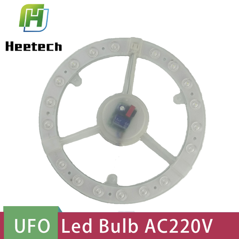 LED Module Light 220v 12W 18W 24W Replace Ceiling Lamp Lighting Source Convenient Installation For Home Indoor Lighting