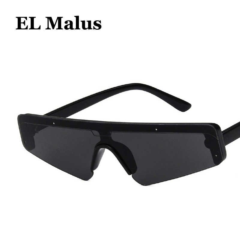 6517139800 ...  EL Malus New Cat Eye Frame Sunglasses Women Mens UV400 Tan Silver Lens  Mirror ...