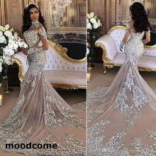 a9db4081e3 Buy silver mermaid wedding dress and get free shipping on AliExpress.com