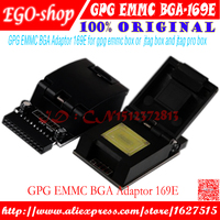gsmjustoncct GPG EMMC BGA Adaptor 169E from for jtag pro box and