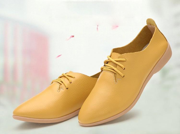 XY 929 (1) women flat shoes