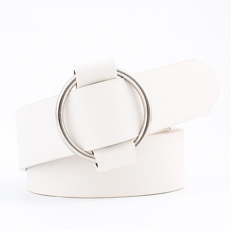 Designer Round Casual Belt 10