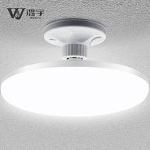 Светодиодный лампы Супер яркий высокой мощности НЛО лампы E27 винт потолочный светильник фабрики освещение цехов Бытовой электрической энергии энергосберегающие лампы