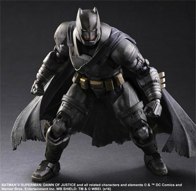 DC Comics Batman VS Superman Dawn of Justice Armored Batman 25cm