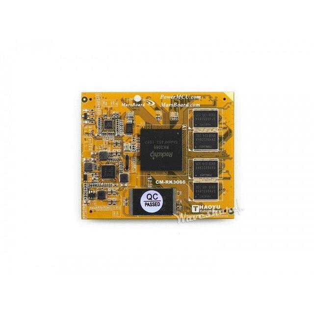 module CM-RK3066 # Core board for MarsBoard CPU module, Rockchip RK3066 Onboard