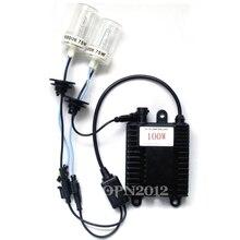 12V 100W H1 4300K HID Conversion XENON KIT Headlight Replacement Bulb Lamp Single Beam Globe XENON KIT Car Headlamp