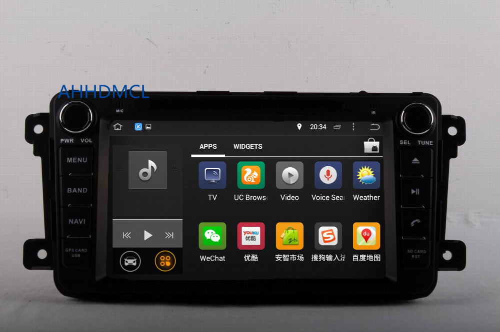 Best AHHDMCL Car Multimedia Player Stereo Radio DVD Android 9.0 Navigation For Mazda CX-9 2007 2008 2009 2010 2011 2012 2013 ~Up 4