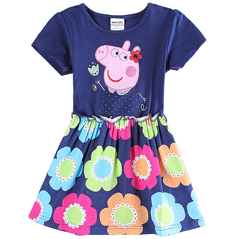 Newest Designs Nova Baby Clothes Fashion Designs Dresses Baby