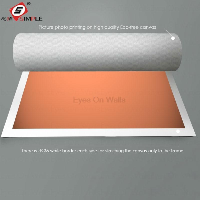 Χωρίς πλαίσιο Αφίσα τοπίου - Διακόσμηση σπιτιού - Φωτογραφία 3
