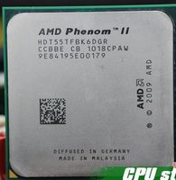 Free Shipping AMD Phenom II X6 1055T 125W CPU processor 2.8GHz AM3 938 Processor Six Core 6M Desktop CPU scrattered piece