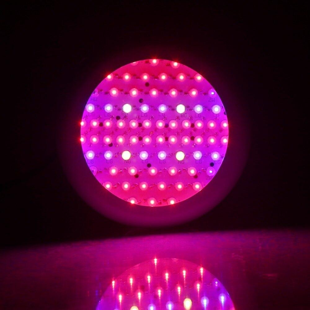 Пълен спектър 216W НЛО LED растеж - Професионално осветление - Снимка 5