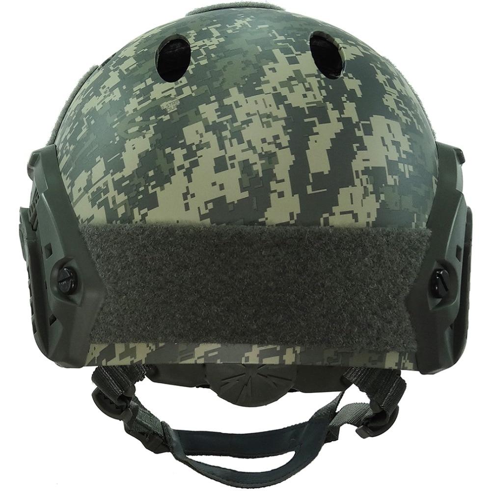 us army helmet Airsoft paintball enhanced combat FAST--PJ-ACU Standard version Helmet military Tactics helmet Climbing helmet free shipment kevlar helmet airsoft paintball ballistic helmet fast bj green standard version helmet military tactics hat