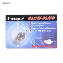 hot HSP N3 N4 Glow Plug 70117 For RC Remote Control Nitro Car Model 4C Engines