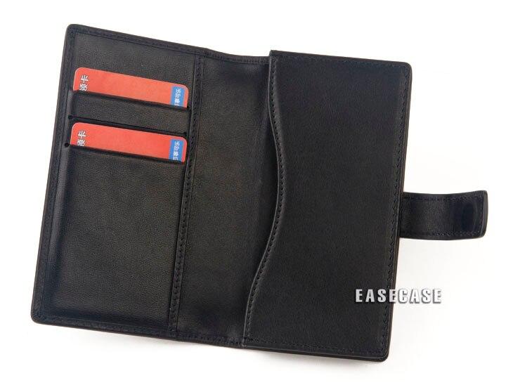 E2 Sur Mesure Véritable étui En Cuir pour Blackberry KEYone