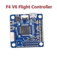 Оригинальный Betaflight AIO F4 V6 Полет контроллер OSD STM32 F405 5x UARTs 30,5×30,5 мм для Радиоуправляемый Дрон