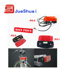 Promotional Bicycle Rear Light Rear Bike light make the Cycling more Safety For Warning People behind