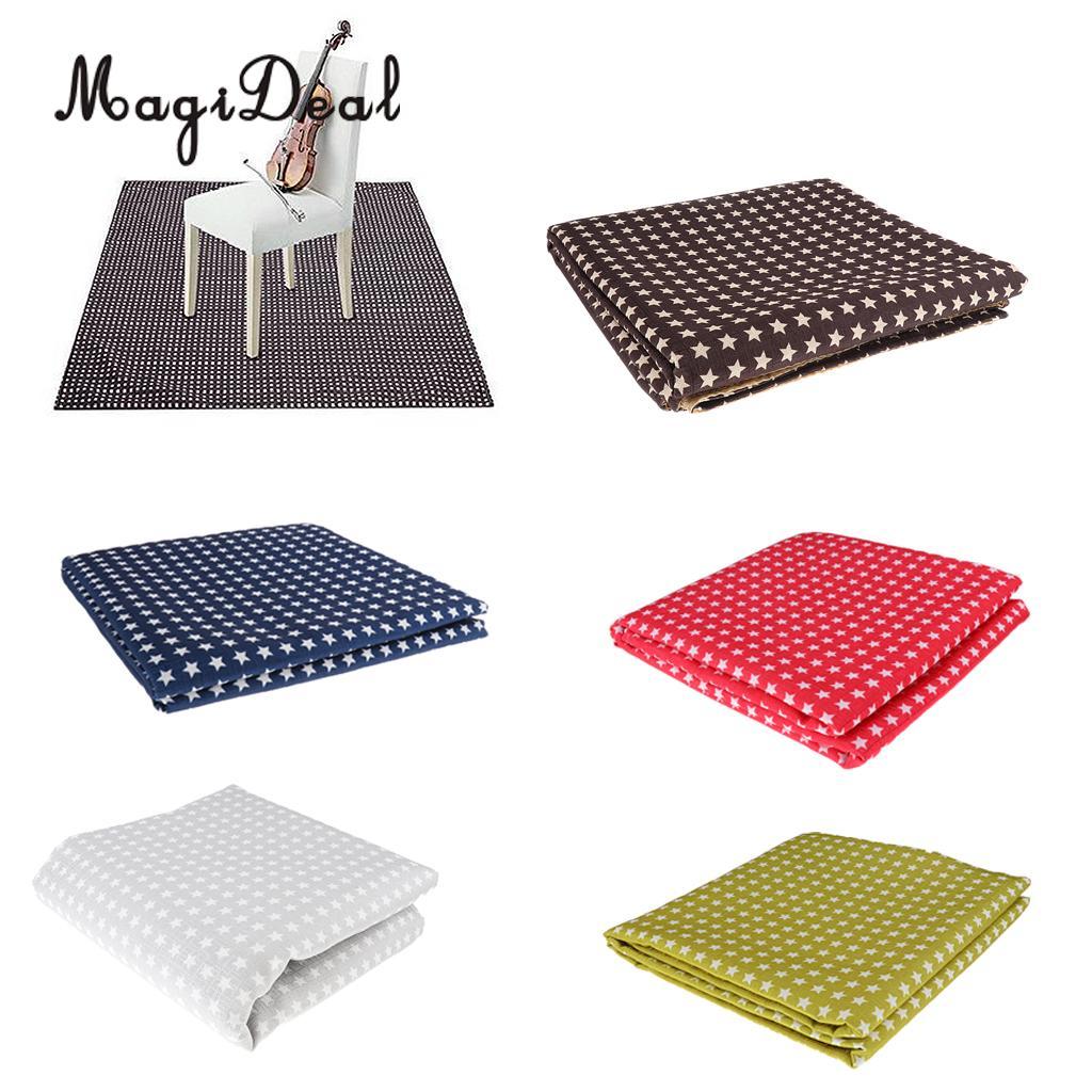Jfory High Chair Antiskid Floor Mat Protector Baby Toy Pad 110 x110cm