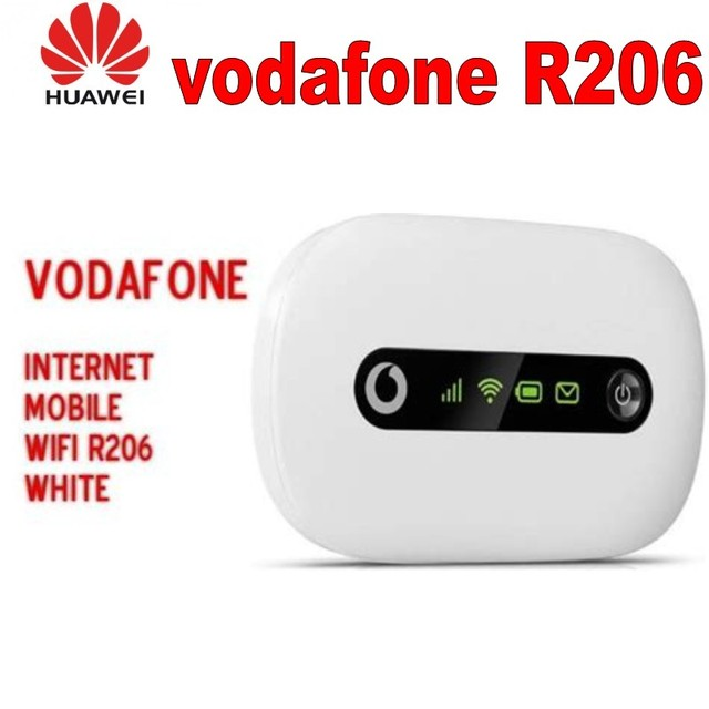 US $33 44 12% OFF Huawei Vodafone mobile wifi modem R206-in 3G/4G Routers  from Computer & Office on Aliexpress com   Alibaba Group