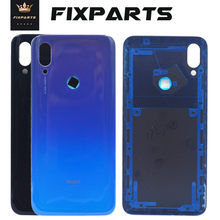 Original Xiaomi Redmi 7 Back Battery Cover Remi7 Rear Glass Door Housing Panel Replacement For Xiaomi Redmi 7 Battery Cover все цены
