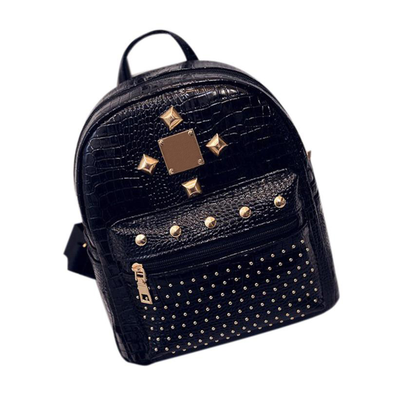 Aliexpress.com : Buy 2017 New Washed Leather Women Backpacks ...