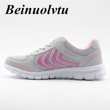 Beinuolvtu lightweight Running shoes women sneakers breathable trainers shoes athletic sneakers for women sport shoes